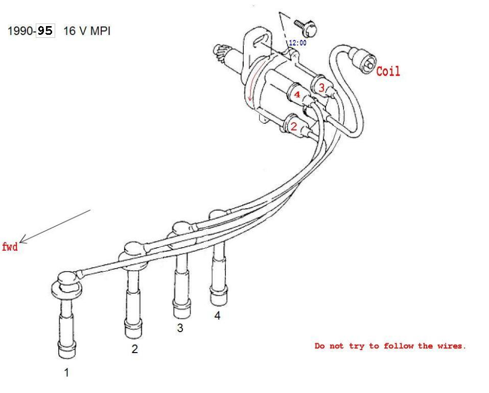 Service manual [How To Fix A 1995 Geo Tracker Firing Order