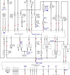 suzuki swift or geo metro suzuki wiring harness diagram radio wiring diagram suzuki [ 2250 x 2958 Pixel ]
