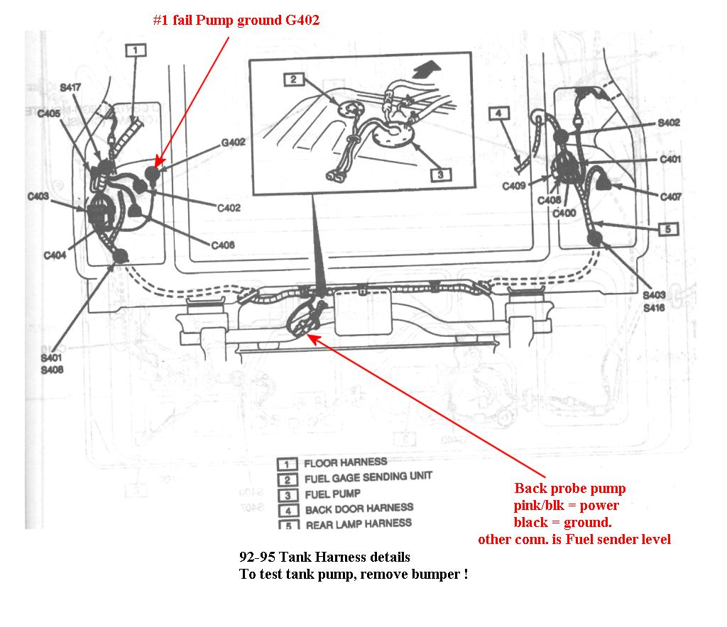 [DIAGRAM] Fuse Diagram For 1993 Geo Tracker FULL Version
