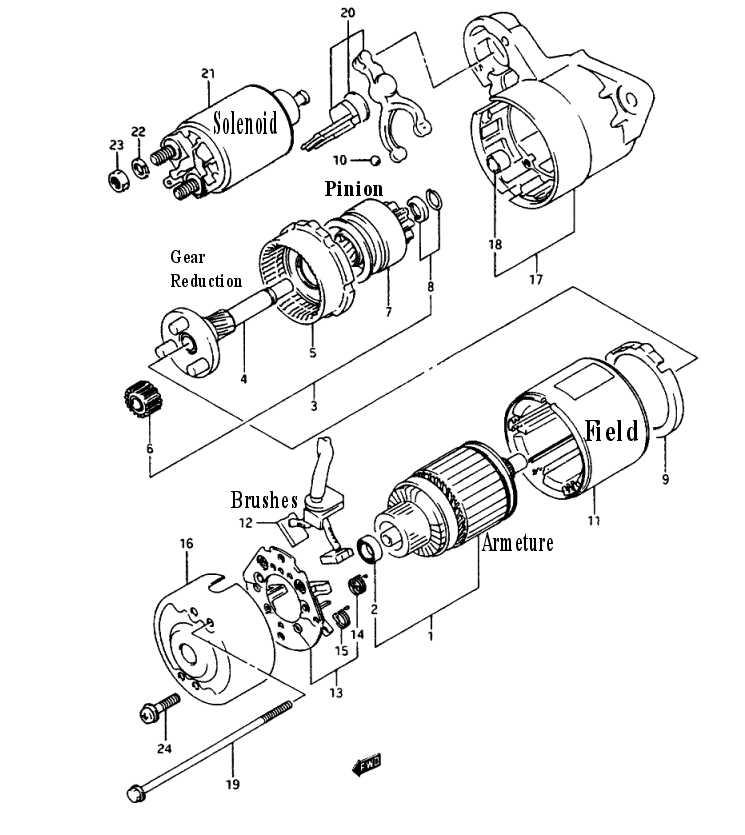 Kick Start Wiring Diagram Kawasaki