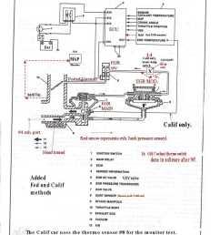 ford taurus engine egr vacuum diagrams [ 1000 x 1359 Pixel ]