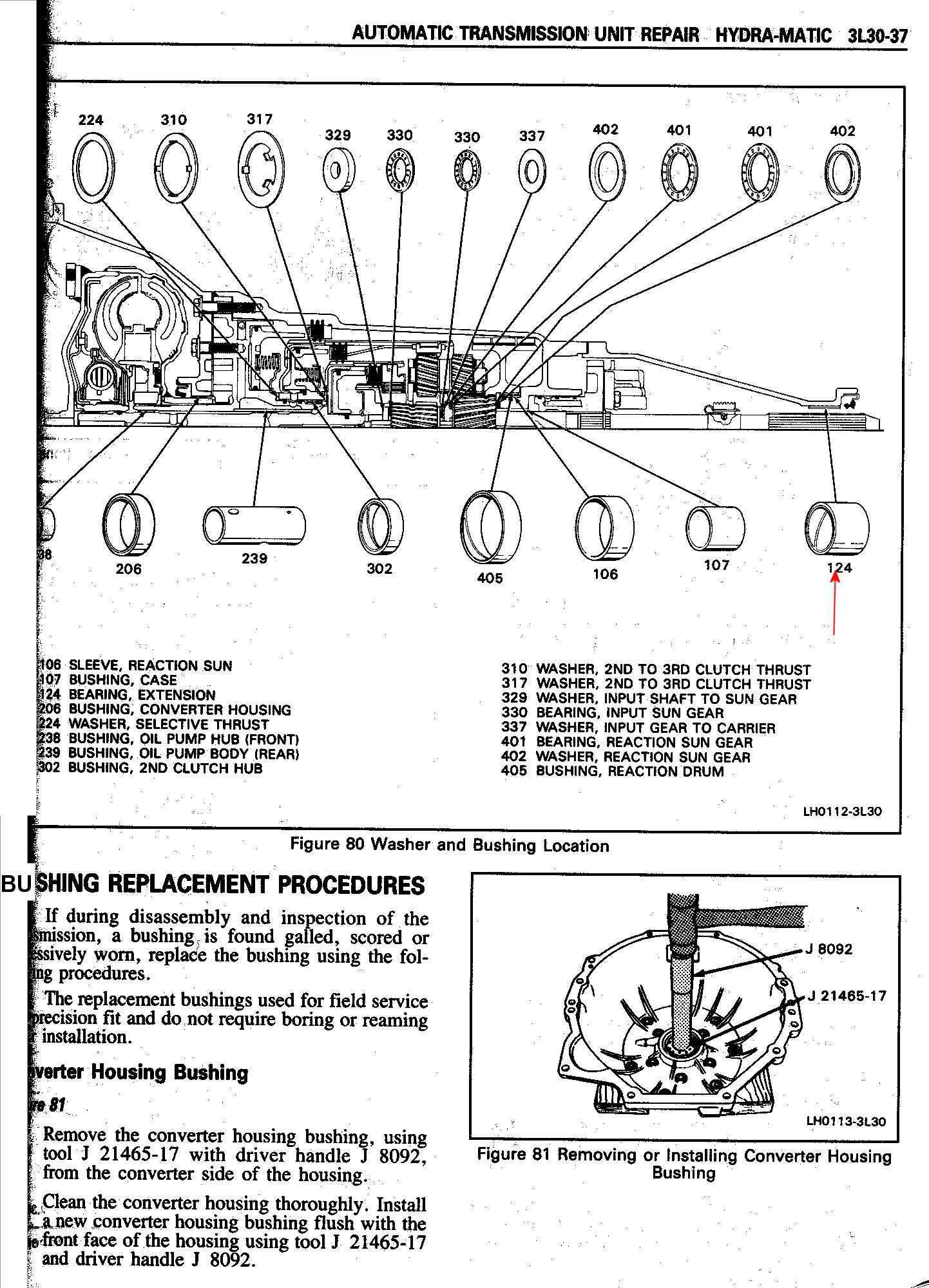 3l30 Transmission Repair Manual