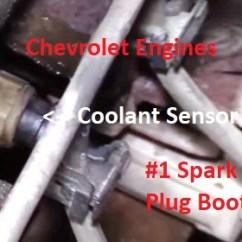 Tim Water Temperature Gauge Wiring Diagram 50 Amp Diagnose Chevrolet Coolant Sensor Problems