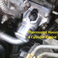 Toyota Schematic Diagram Jayco Battery Wiring Chevy Cruze Coolant Leak Symptoms And Repair