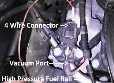 2006 Ford F 150 Fuel System Diagram See Defective Ford Fuel Pressure Sensor Symptoms And Solutions