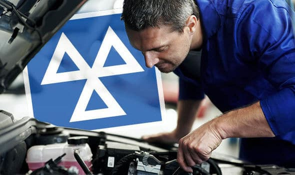MOT testing in the UK