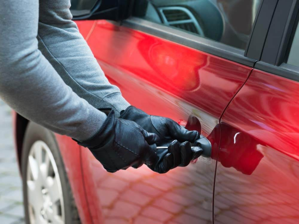 How to keep your car secure