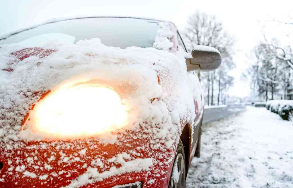 Antifreeze in your car