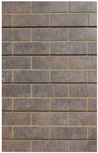 Brick High Pressure Laminate Slatwall  HPL Slat Wall  Slatwall Panels