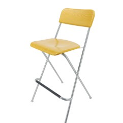 Folding Chair On Amazon Plastic Outdoor Chairs Lowes 2pk Bar Bistro High Wood Metal