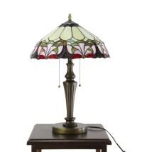 Tiffany Night Stand Lamp Tiffany Tabletop Light Fixture ...