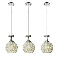 3 Light Hanging Ceiling Pendant Lamp Fixture Bar Lamp ...