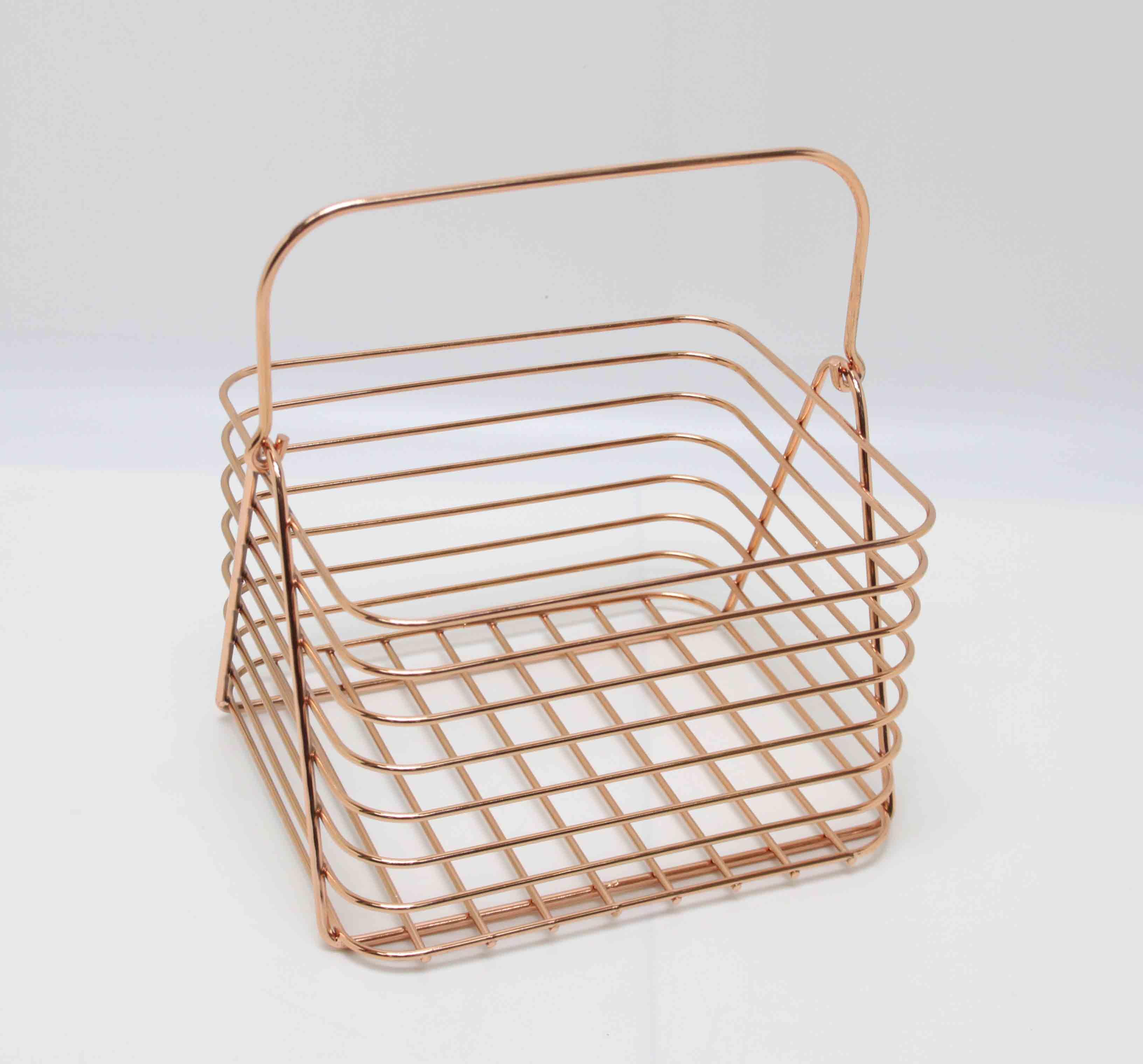 Kitchen Basket Pantry Basket Bath Basket Bread Wire Basket