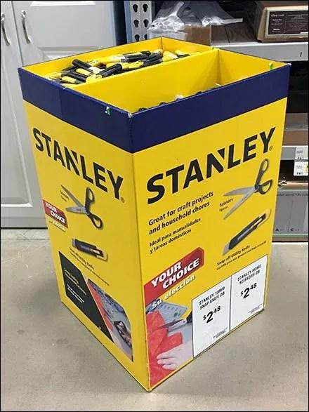 Stanley 1 Odd Jobs