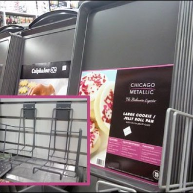 Cookware On Frame Displayer