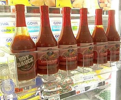 Hot Sauce Cooler Door CrossSell