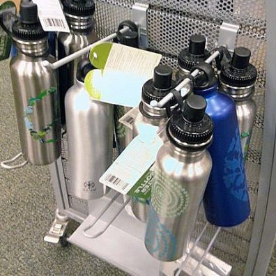 Water Bottle Jumble