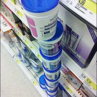 Leaning Tower of Clearasil