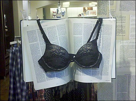 Bras for Well-Read Girls