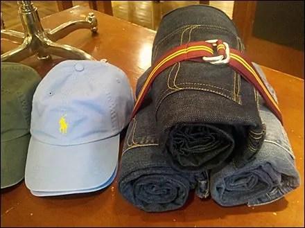 Polo Ralph Lauren Cinched Merchandising