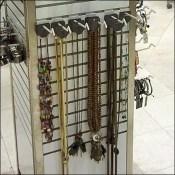 Express Jewelry Hook Patterns on Slatwall