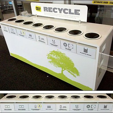 Super Electronics Recycling Station Comp