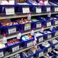 Totes as Shelf Management System