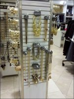 Jewelry Anti-Sweep Hook Patterns