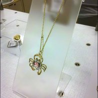 Necklace Jewelry Sliding Board