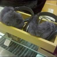 Winter Earmuffs on Summer Sale
