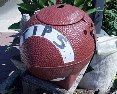 Tip Jar Football