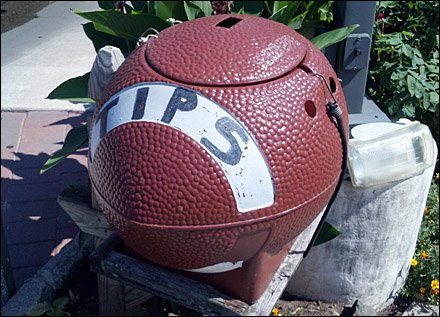Tip Jar Football