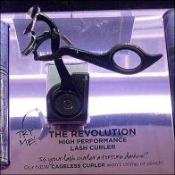 Lash Curler Tester Self POP Detail