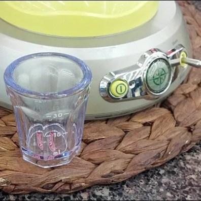 Margaritaville Shot Glass Detail