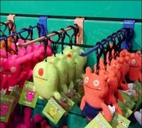 FAO Shwarz Pastel Color Display Hooks