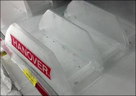 Hanover Plastic Freezer Tray