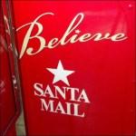 Santa Mailbox In Store