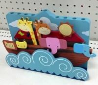 Noah's Ark Menorah Presentation