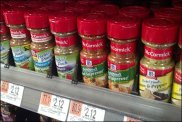Spice Frontrail Shelf Management