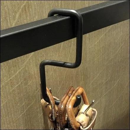 S-Hook Squared Closeup