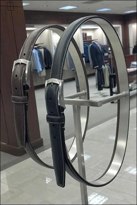 Belts Loop Vertically Display Redux