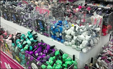 Nail Polish Sold in Bulk Aux