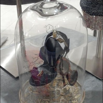Shoes in a Bell Jar Overall