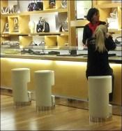 Vuitton Opens In-store Juice-Bar?