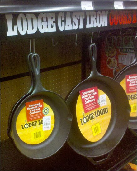 Lodge Cookware Hang Rod J-Hooks
