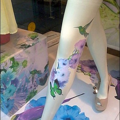 Images Courtesy of Fascination for Shop Windows and Miss Selfridge