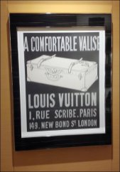 Classic Louis Vuitton Broadside
