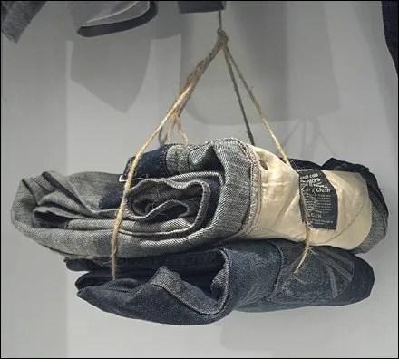 Jeans Entwined Deja Vu