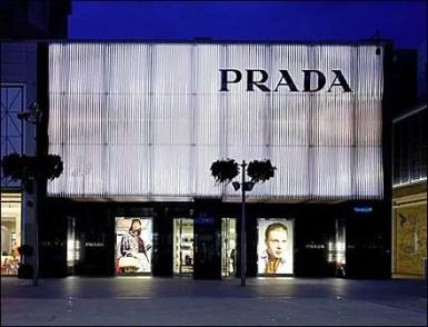 Prada Storefront Stratford London v2