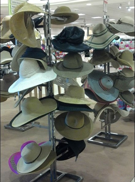 Hat Tree Faceouts